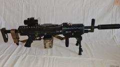 Classic Army Stoner LMG AEG