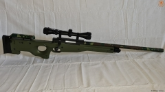 Well L96 bolt action sniper